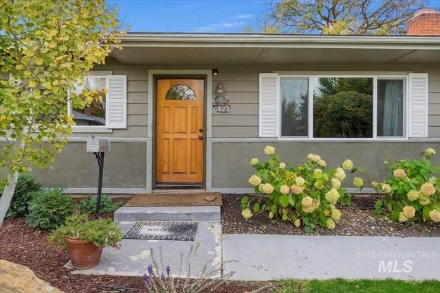 6027 W Poplar Dr, Boise, ID 83704 (MLS #98823068) :: Own Boise Real Estate