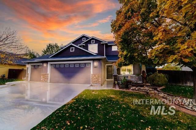 3499 S Heritage, Boise, ID 83709 (MLS #98823070) :: Epic Realty