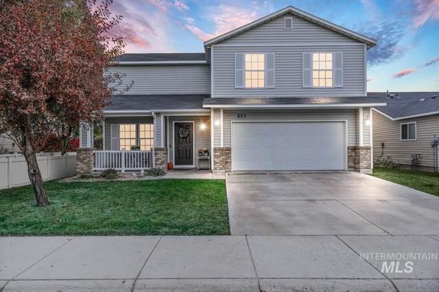 213 E Red Rock Street, Meridian, ID 83646 (MLS #98823076) :: Full Sail Real Estate