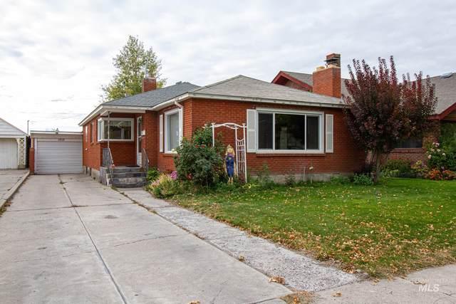 1510 Burton Ave, Burley, ID 83318 (MLS #98823082) :: City of Trees Real Estate