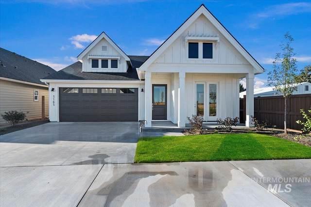 4975 W Caragana St, Meridian, ID 83646 (MLS #98823090) :: Full Sail Real Estate