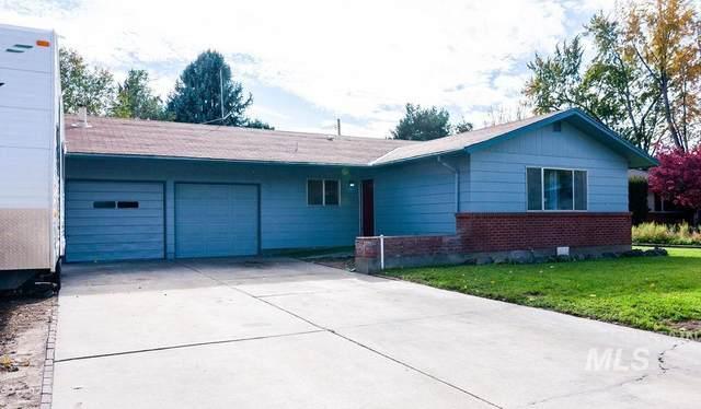 1309 E Main St, Emmett, ID 83617 (MLS #98823103) :: Jon Gosche Real Estate, LLC