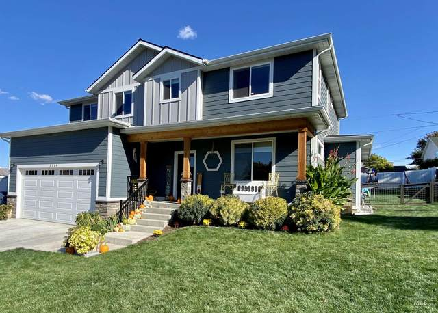 2119 13th St., Lewiston, ID 83501 (MLS #98823106) :: Team One Group Real Estate