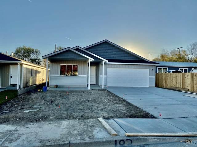 183 Sidney St., Twin Falls, ID 83301 (MLS #98823109) :: Boise River Realty