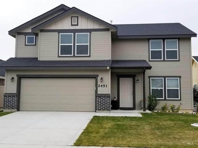 2451 N Destiny Ave, Kuna, ID 83634 (MLS #98823111) :: Full Sail Real Estate