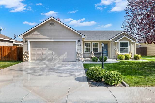208 Pietra Way, Caldwell, ID 83605 (MLS #98823133) :: First Service Group