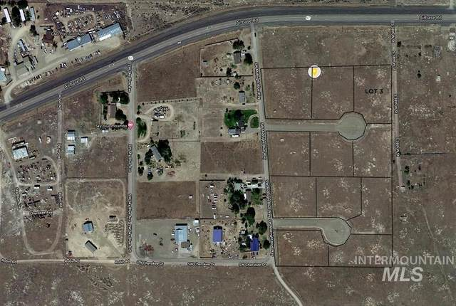 Lot 3 Blk 1 Night Sky View, Mountain Home, ID 83647 (MLS #98823150) :: Boise River Realty