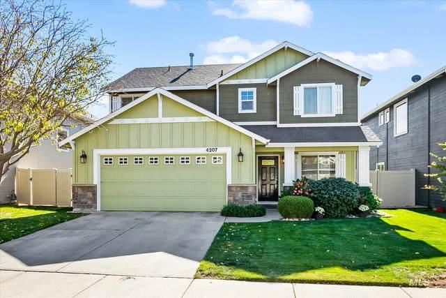 4207 E Chandler St, Meridian, ID 83646 (MLS #98823159) :: Beasley Realty