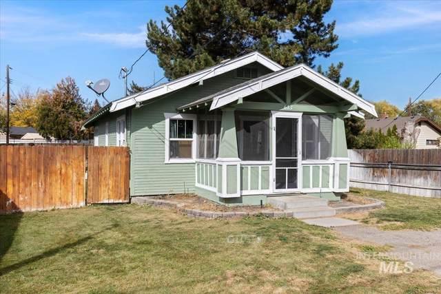 613 S 8TH, Nampa, ID 83651 (MLS #98823161) :: Minegar Gamble Premier Real Estate Services