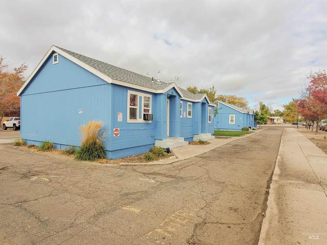 124 NW 4th Ave, Ontario, OR 97914 (MLS #98823167) :: Team One Group Real Estate
