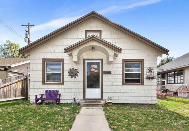 1315 W Alturas, Boise, ID 83702 (MLS #98823169) :: Full Sail Real Estate