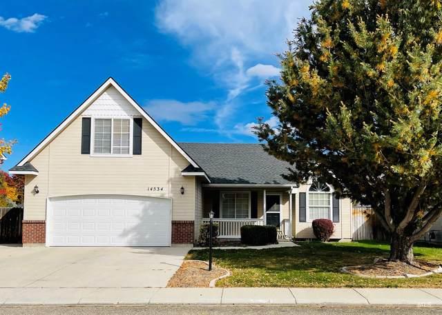 14534 W Comisky, Boise, ID 83713 (MLS #98823172) :: Idaho Real Estate Advisors