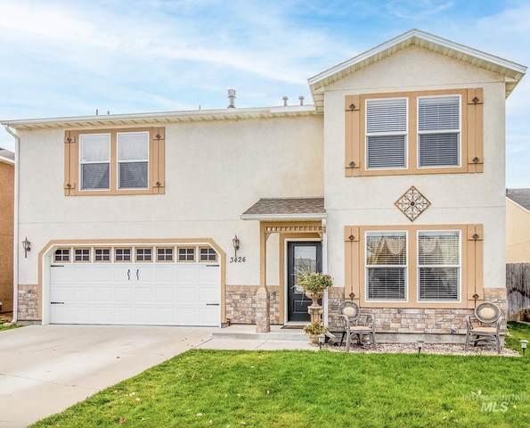 3424 Parktrail Ct, Caldwell, ID 83605 (MLS #98823184) :: Minegar Gamble Premier Real Estate Services