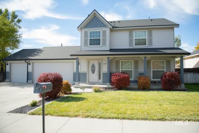 1517 Cinder Loop, Mountain Home, ID 83647 (MLS #98823206) :: Minegar Gamble Premier Real Estate Services
