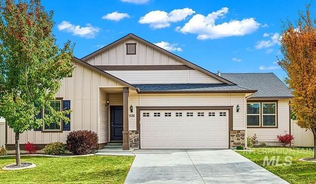 2536 S Garibaldi Ave, Meridian, ID 83642 (MLS #98823207) :: Full Sail Real Estate