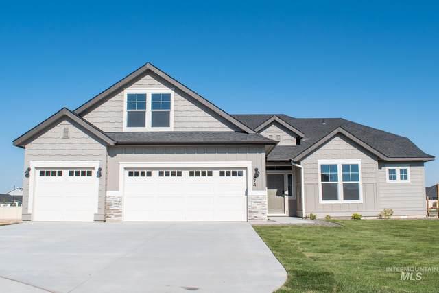 2488 E Fitz Roy St, Kuna, ID 83634 (MLS #98823212) :: Full Sail Real Estate