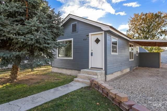 607 S Diamond St, Nampa, ID 83686 (MLS #98823221) :: Navigate Real Estate