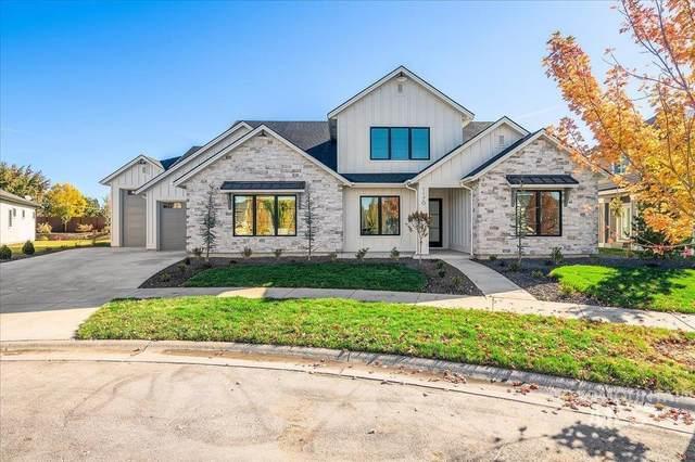 1170 N Ripple Creek Pl, Eagle, ID 83616 (MLS #98823227) :: Full Sail Real Estate