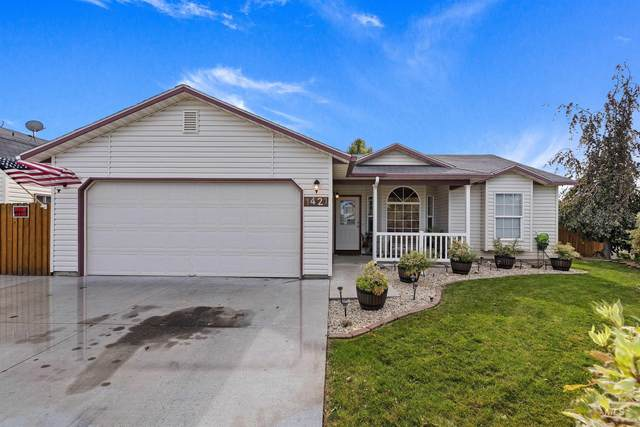 1421 W Blaine Ave, Nampa, ID 83651 (MLS #98823231) :: Navigate Real Estate
