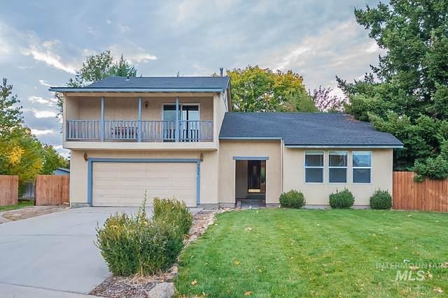 5653 N Becliffe, Boise, ID 83704 (MLS #98823247) :: Beasley Realty