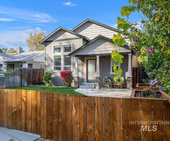 2015 N 30th Street, Boise, ID 83703 (MLS #98823248) :: Full Sail Real Estate