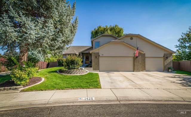 1425 N Ellington Pl, Eagle, ID 83616 (MLS #98823255) :: Full Sail Real Estate