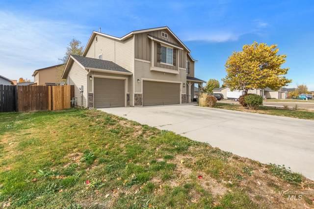5412 Wallace Way, Caldwell, ID 83607 (MLS #98823267) :: Jon Gosche Real Estate, LLC