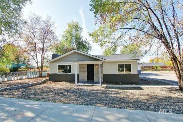 1001 N Shamrock, Boise, ID 83713 (MLS #98823272) :: Beasley Realty