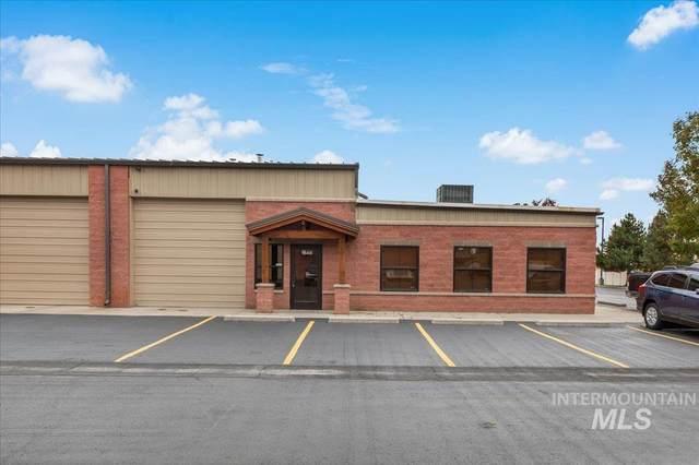 1845 N Wildwood St #40, Boise, ID 83713 (MLS #98823277) :: Rocky Mountain Real Estate Brokerage