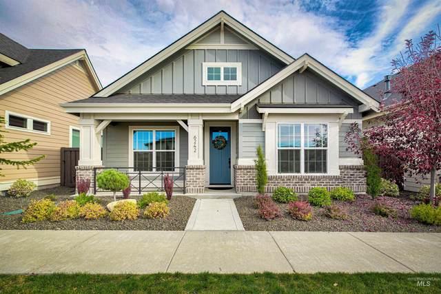 6242 N Mitchum, Meridian, ID 83646 (MLS #98823278) :: Rocky Mountain Real Estate Brokerage