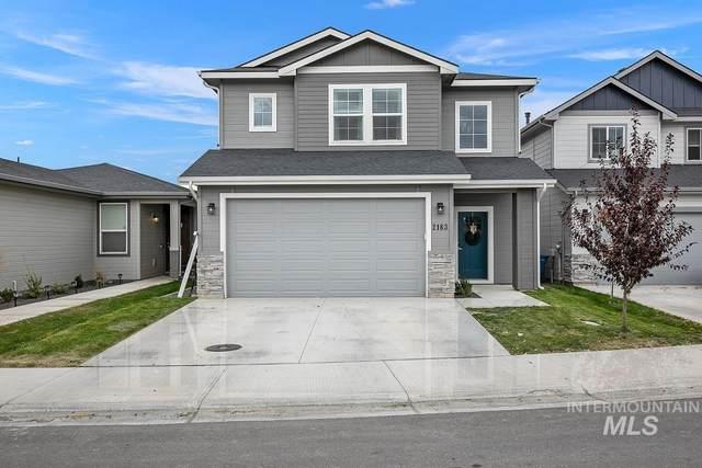 2163 W Bella Ln, Nampa, ID 83651 (MLS #98823283) :: Own Boise Real Estate