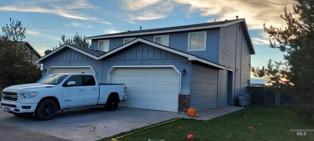 106/108 NE Lotus Ct, Mountain Home, ID 83647 (MLS #98823288) :: Boise River Realty