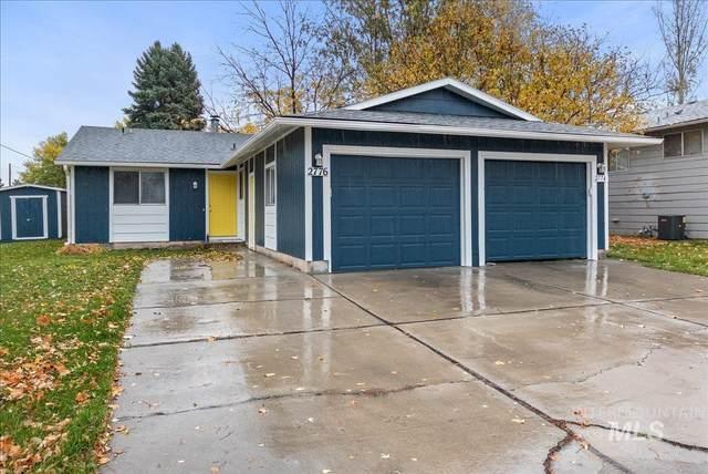 2774 Reno Way, Boise, ID 83704 (MLS #98823293) :: Minegar Gamble Premier Real Estate Services