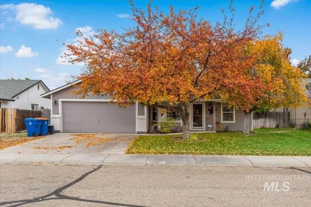 4784 S Rawhide Ave, Boise, ID 83709 (MLS #98823298) :: Build Idaho