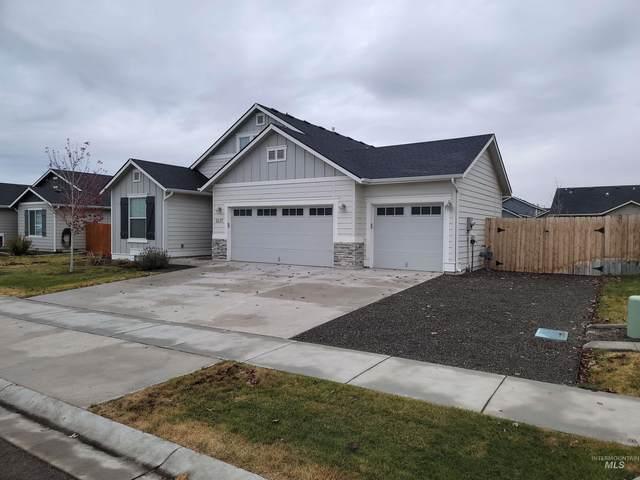 6644 Fairmount, Nampa, ID 83687 (MLS #98823314) :: Build Idaho