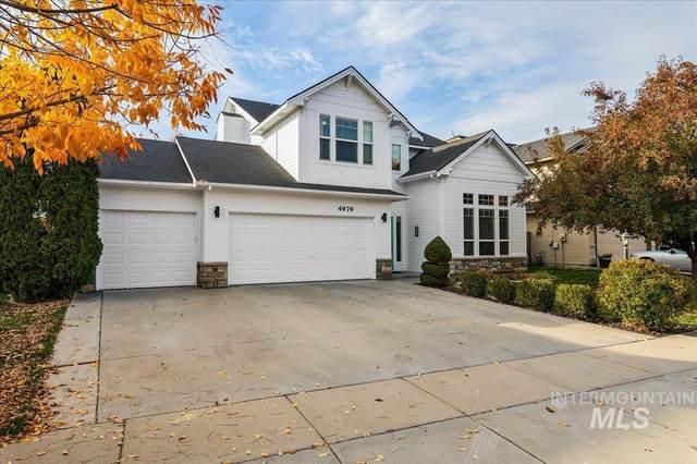 4979 N Schubert Ave, Meridian, ID 83646 (MLS #98823357) :: Own Boise Real Estate
