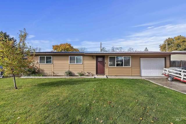 135 N Rowena, Nampa, ID 83651 (MLS #98823362) :: Boise River Realty
