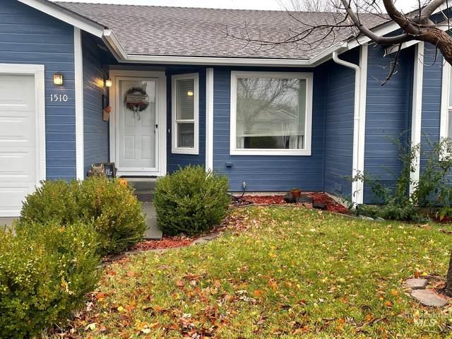 1510 Magnolia, Mountain Home, ID 83647 (MLS #98823400) :: Minegar Gamble Premier Real Estate Services