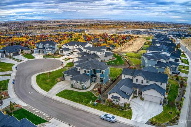 2895 S Grebe Place, Boise, ID 83716 (MLS #98823407) :: Beasley Realty