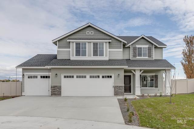 2999 N Night Owl Ave, Kuna, ID 83634 (MLS #98823408) :: Team One Group Real Estate