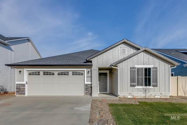3061 N New Morning Ave, Kuna, ID 83634 (MLS #98823411) :: Epic Realty