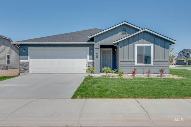 3433 W Remembrance Dr, Meridian, ID 83642 (MLS #98823418) :: Team One Group Real Estate