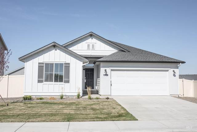 6448 S Festival Ave, Meridian, ID 83642 (MLS #98823423) :: Team One Group Real Estate