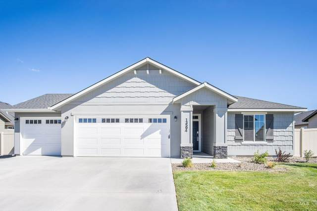 3618 W Remembrance Dr, Meridian, ID 83642 (MLS #98823427) :: Team One Group Real Estate