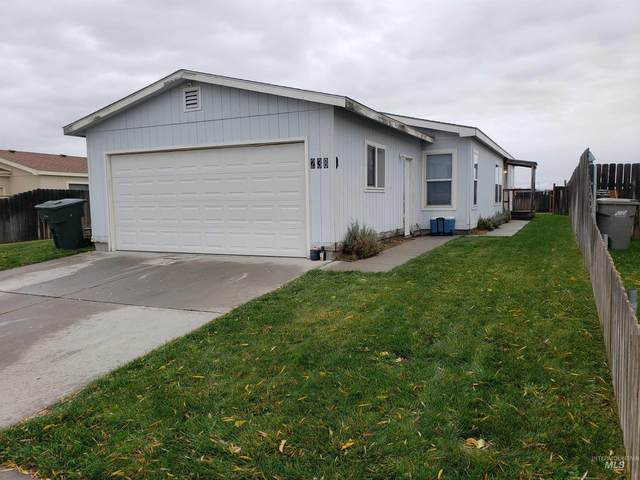 238 S Allie Ave, Kuna, ID 83634 (MLS #98823428) :: Team One Group Real Estate