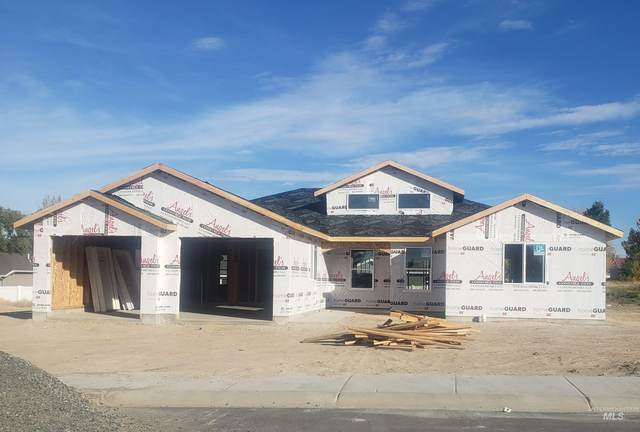 812 E Ave J, Jerome, ID 83338 (MLS #98823436) :: Team One Group Real Estate