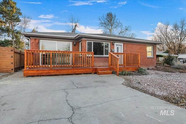 3813 W Palouse St, Boise, ID 83705 (MLS #98823459) :: Full Sail Real Estate