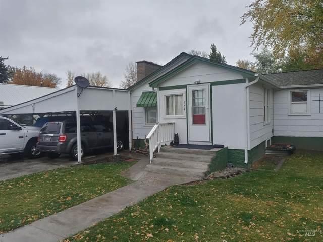 554 Oregon St, Gooding, ID 83330 (MLS #98823465) :: Minegar Gamble Premier Real Estate Services