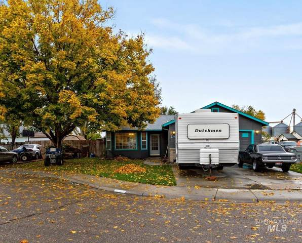 2715 Fox Ct., Nampa, ID 83687 (MLS #98823495) :: Boise River Realty