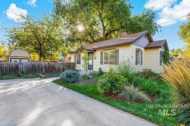 14 S Wheeler St, Boise, ID 83705 (MLS #98823511) :: Silvercreek Realty Group